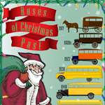 Buses of Christmas Past
