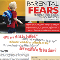 Parental Fears About School Buses
