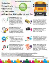 Behavior Management Techniques for Students with Autism