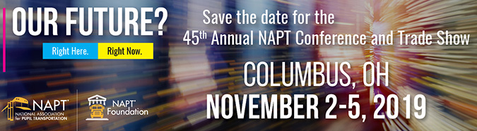 NAPT Conference in Columbus, OH on November 2-5