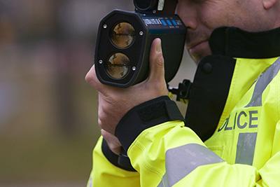Police Radar Speeding