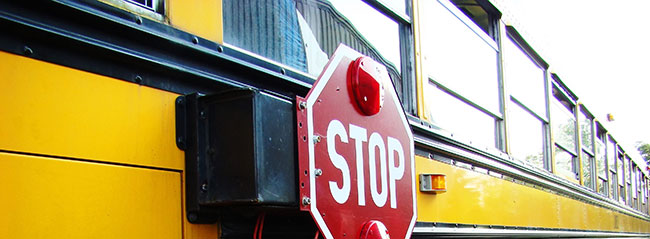 school bus header