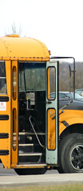 School Bus Door
