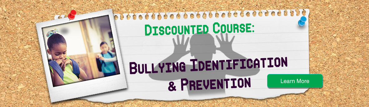Bullying Identification Online Course