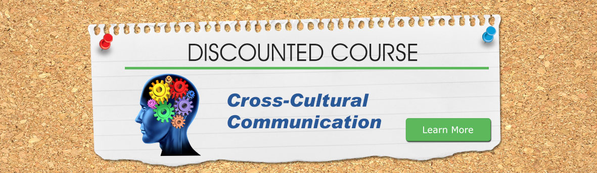 Cross-Cultural Communication Online Course