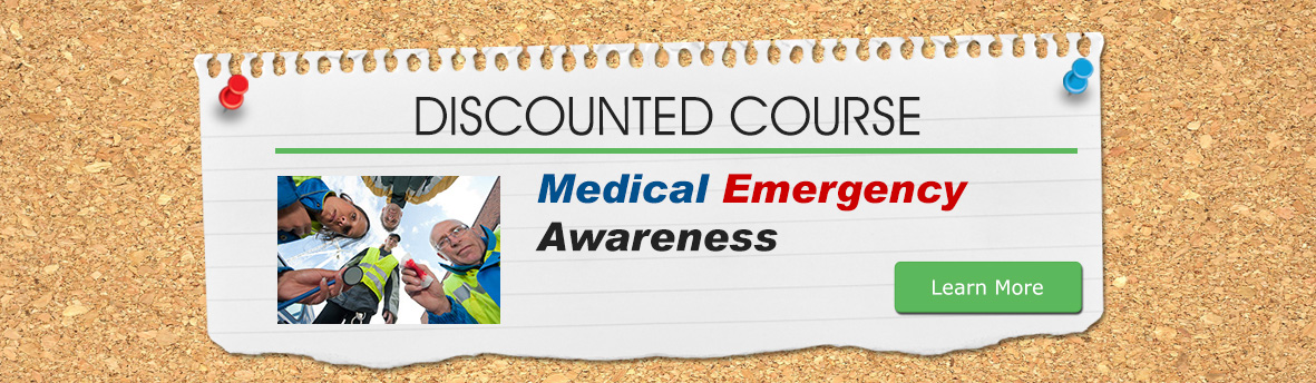 Medical Emergency Awareness Online Course