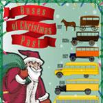Buses of Christmas Past