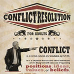 Conflict Resolution Infographic
