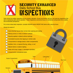 Security Enhanced Daily School Bus Inspections