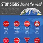Stop Signs Around the World