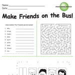 STS Coloring Activity 2: Dot-to-Dot