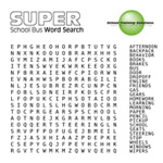 STS Coloring Activity 4: Word Search