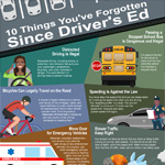 10 Things You've Forgotten Since Driver's Ed