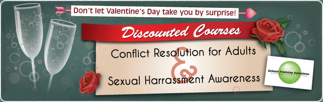 Conflict Resolution for Adults and Sexual Harassment Awareness
