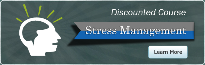 Stress Management Discounted Course