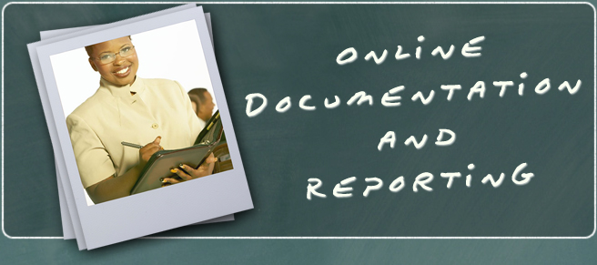Online Documentation and Reporting