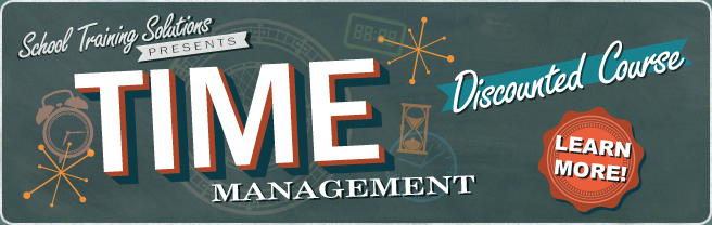Time Management Discounted Course